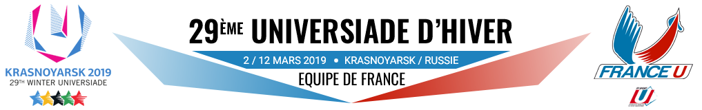 France U Krasnoyarsk 2019