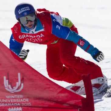 Retour sur la 27ème Universiade d'hiver de Granada 2015 !